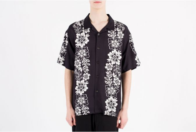 Hawaiian Pattern SS Shirt
