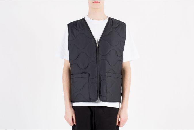 Quilted Liner Vest