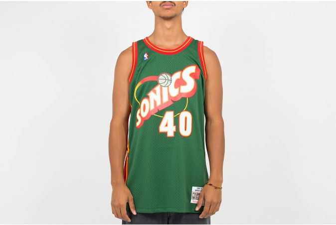 Swingman Jersey - Shawn Kemp #40