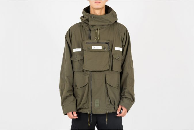 Tactical Smock / CN-Jacket