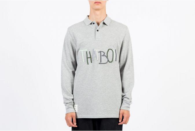 Polo Long Sleeve 'club de GOLF'