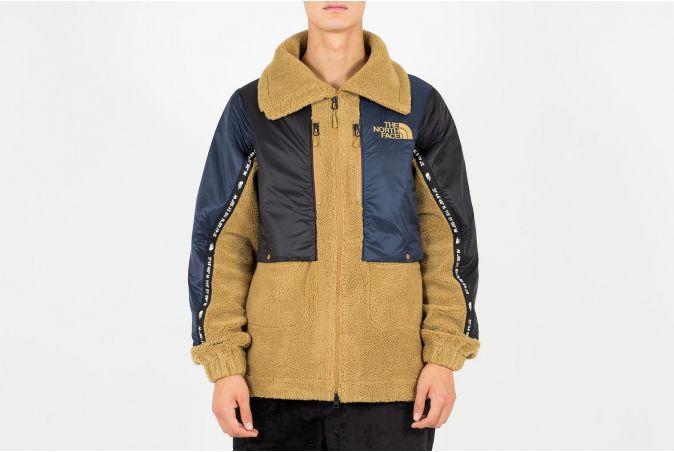 KK High Neck Fleece Jacket