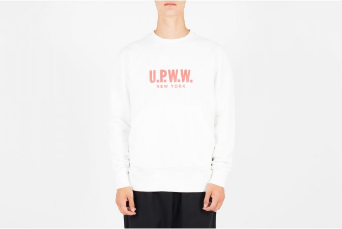 U.P.W.W.N.Y. Crewneck Sweater
