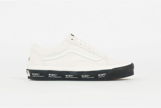 x WTAPS OG Old Skool Lx
