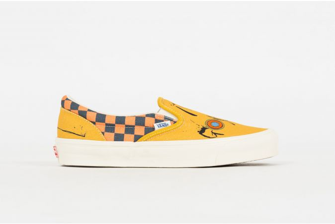 Ralph Steadman OG Classic Slip-On 'Gonzovationist'