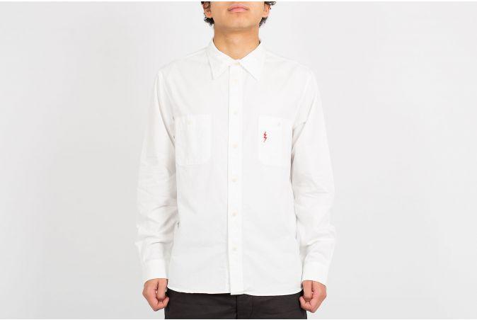 1910 Shirt L/S Giza Twill