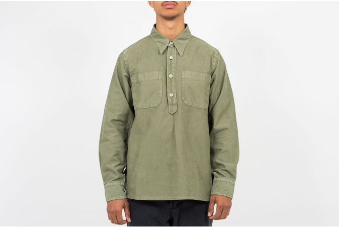 Alpha P.O. Shirt L/S