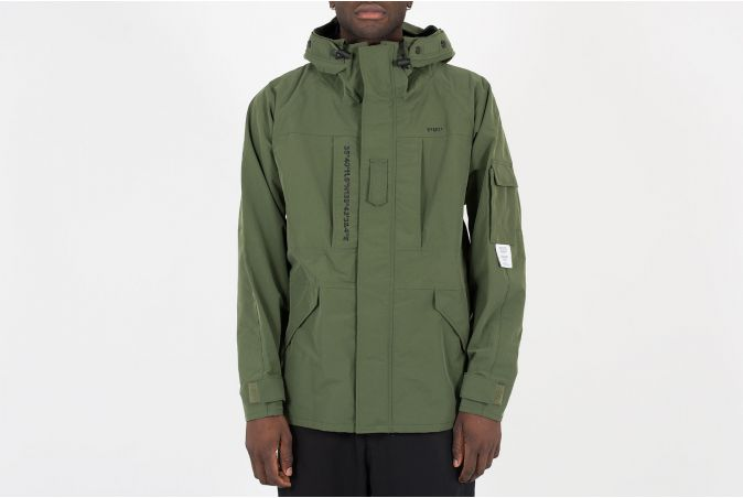 Sherpa / Jacket. Nylon. Taffeta. 3Layer
