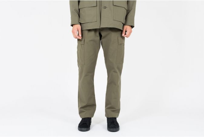 Jungle Stock / Trousers NyCo Ripstop Cordura
