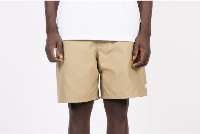 Seagull 01 / Shorts / Cotton. Satin