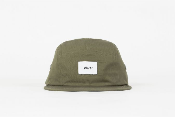 T-5 01 / Cap / Cotton. Satin