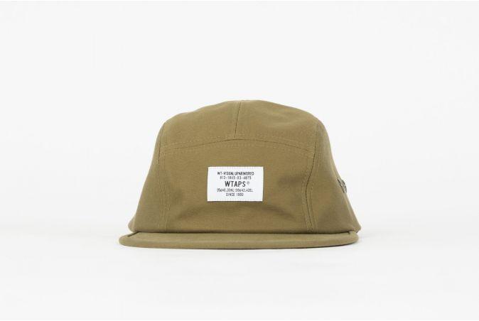 T-5 01 / Cap / Cotton. Satin