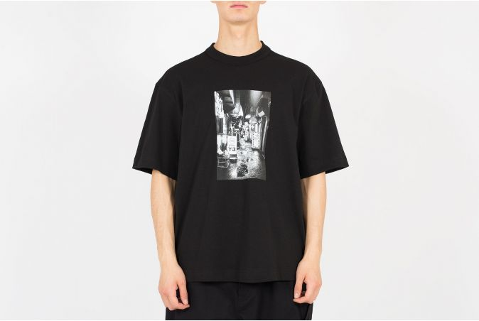 Alley SS Tee