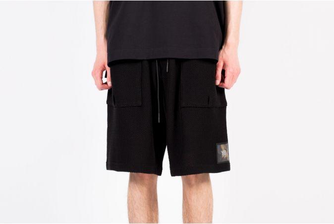 CH3 Chain Mesh Shorts
