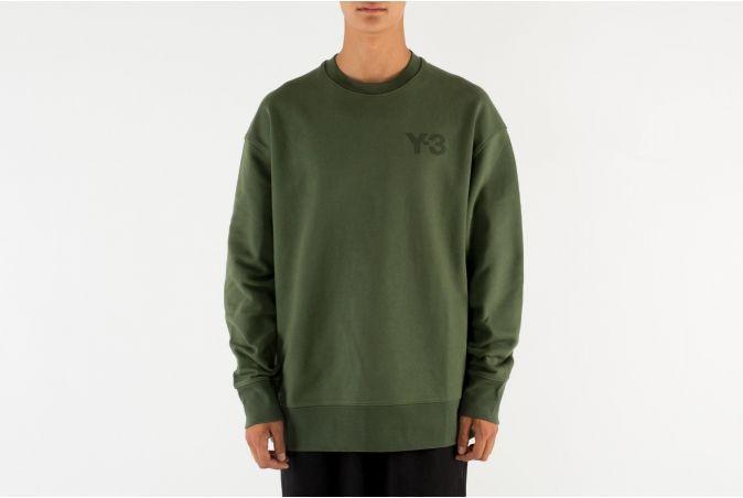 Classic Chest Logo Crew Sweatshirt