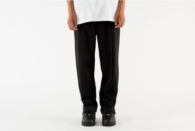 Classic Sleek Straight Leg Track Pant