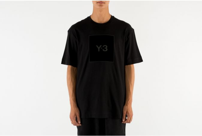 Square Graphic Logo SS Tee