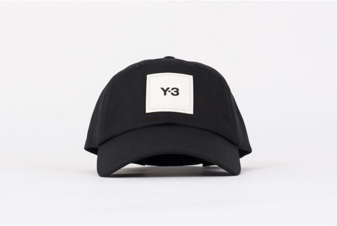 Square Label Cap