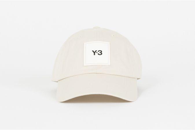 Square Label Cap