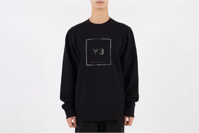 U Square Crew Sweatshirt