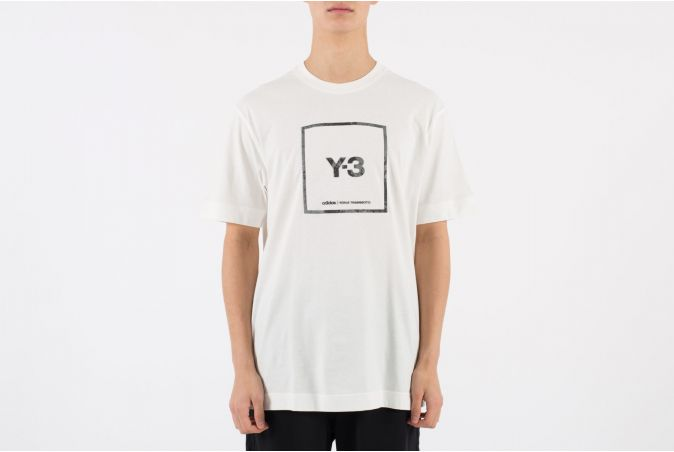 U Square Label Graphic SS Tee