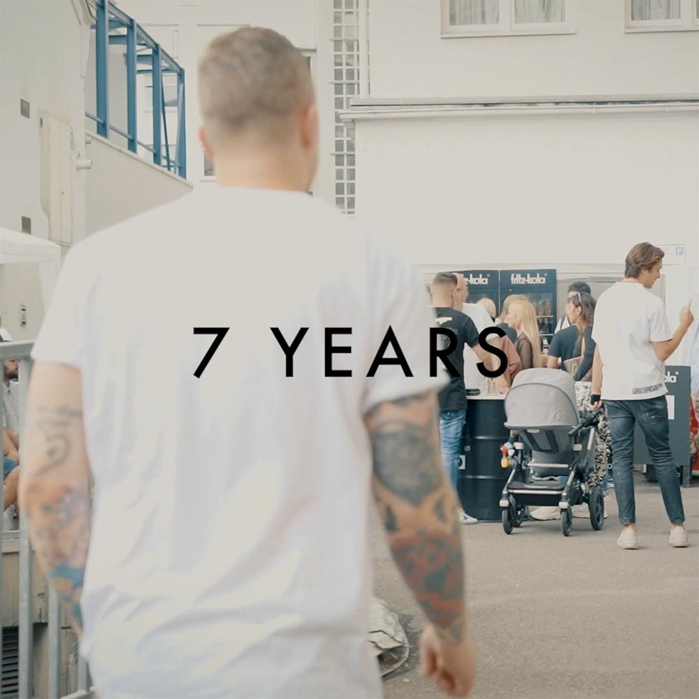 7 Years SUPPA