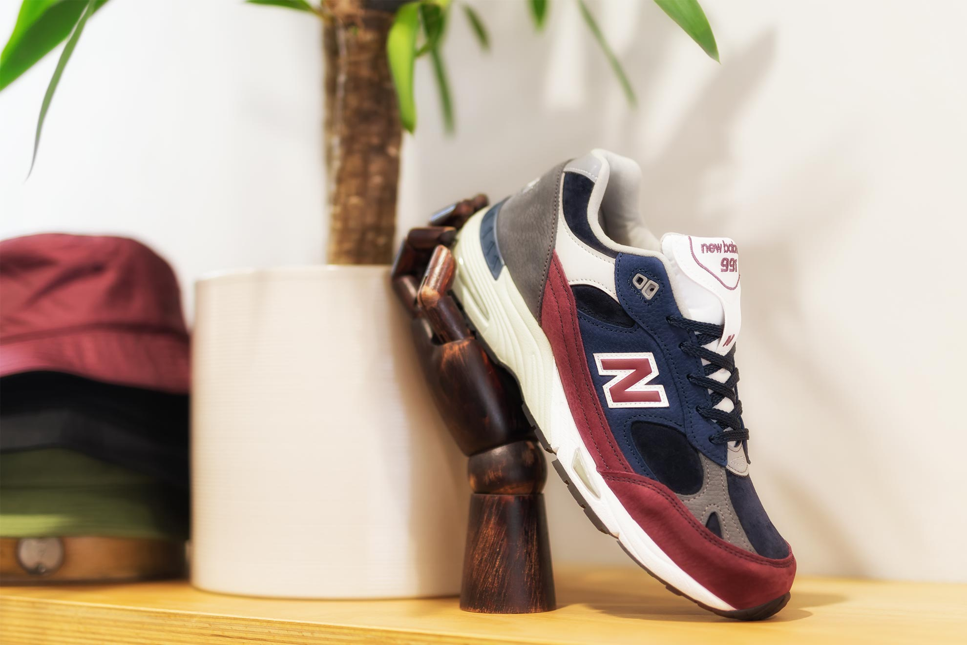 NEW BALANCE - Made In England