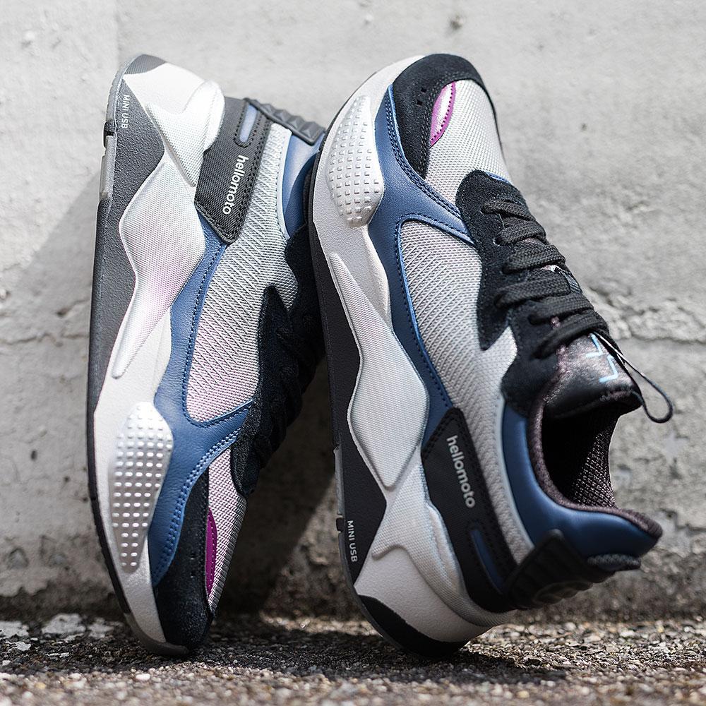 low priced 026a6 84581 Footwear. Puma x Motorola