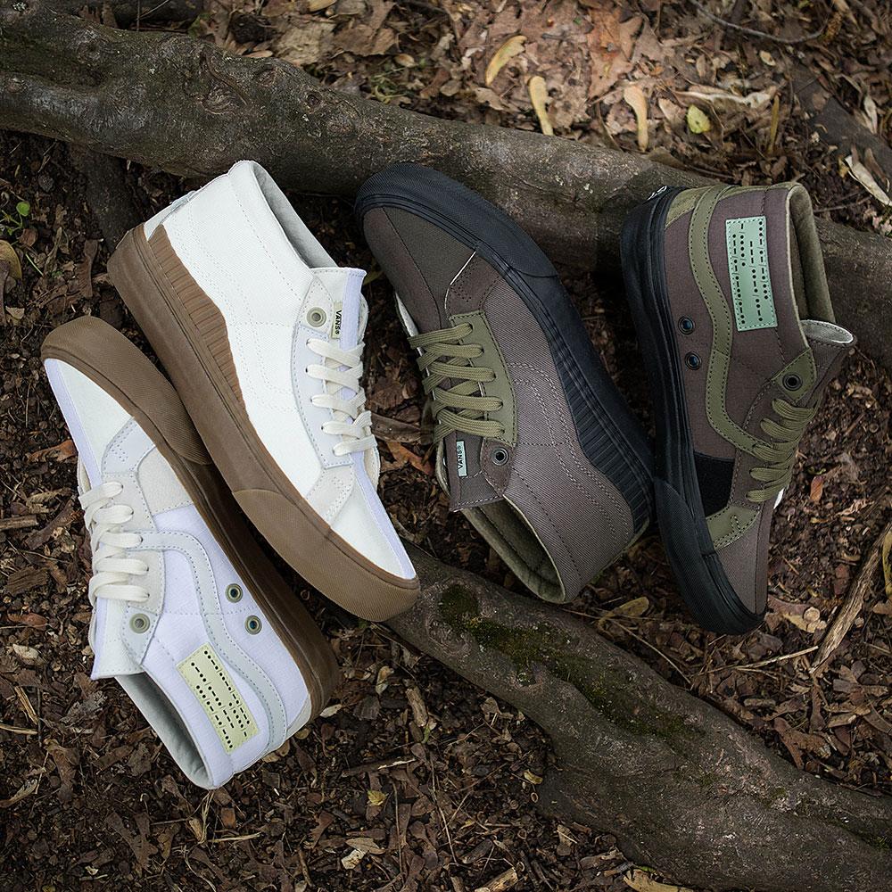 quality design 18e9e ffcc1 Footwear. Vans Vault x Taka Hayashi
